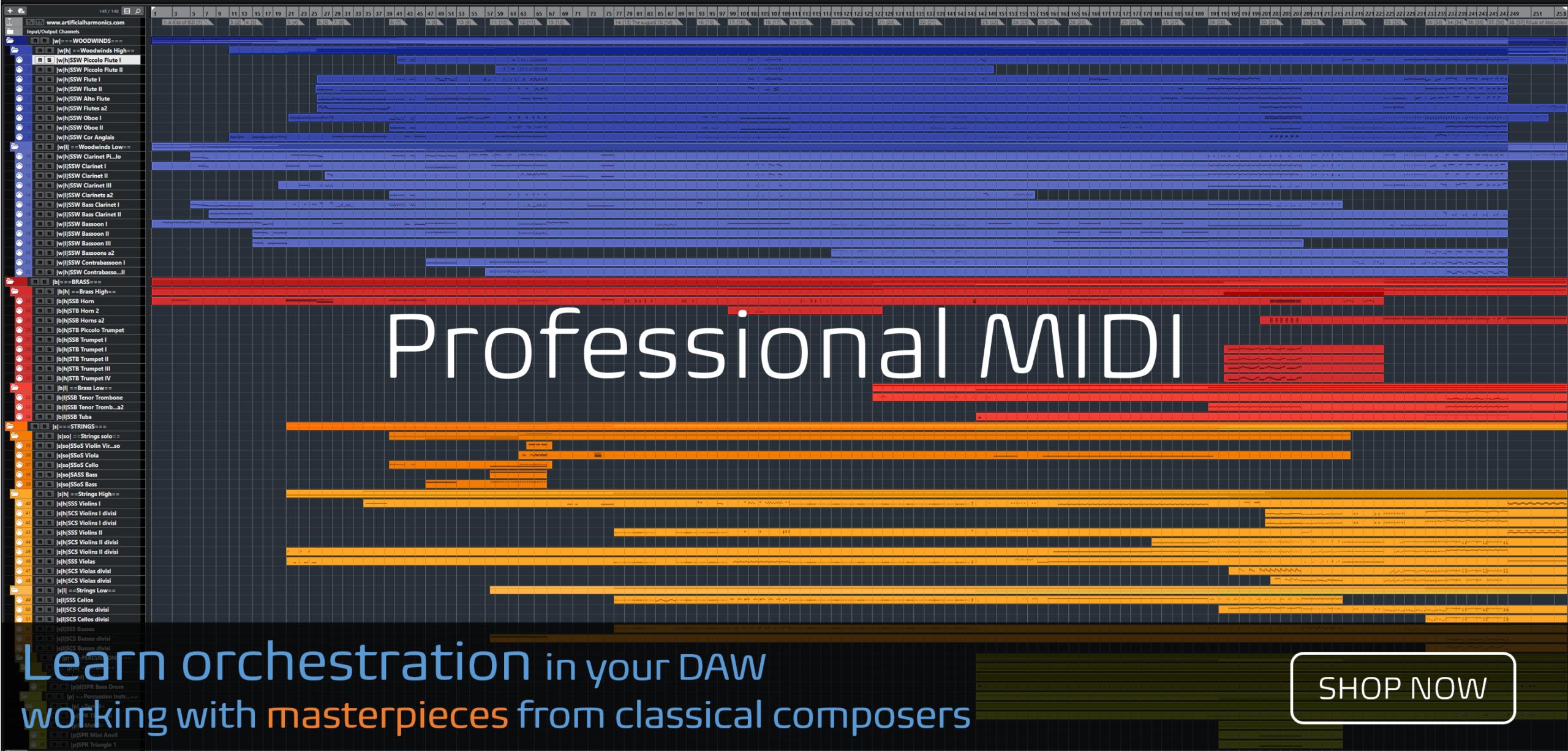 midi orchestration